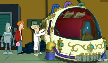 Farnsworth Time Machine