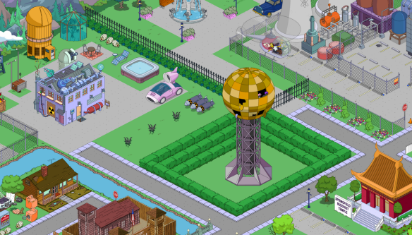 Frinkafication of the Sunsphere