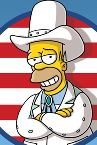 Hero Homer