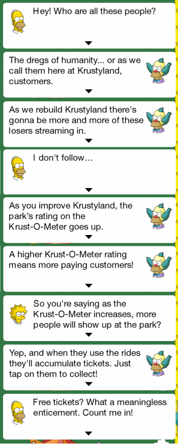 Krust-O-Meter - Krustyland - Simpsons Tapped Out - DrewDabble