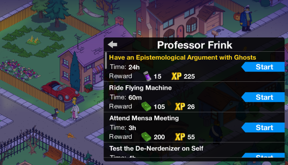 TSTO and Epistemologyand DreDabble
