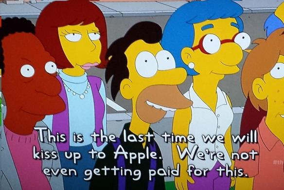 Bye-Bye Apple (Mapple)