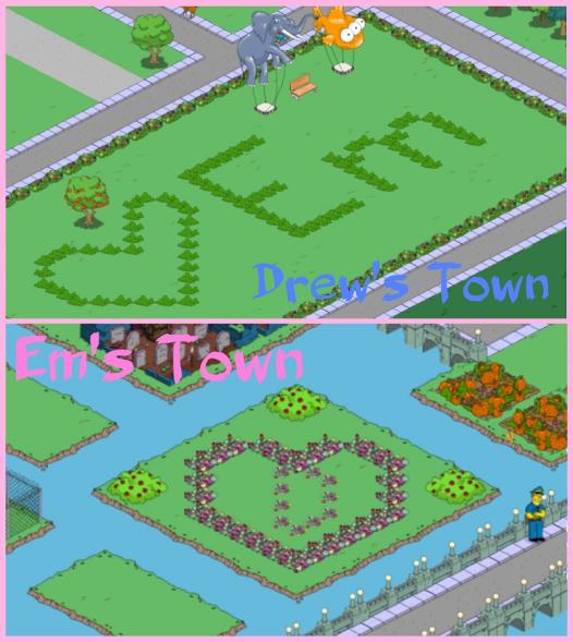 Em & Drew - Towns